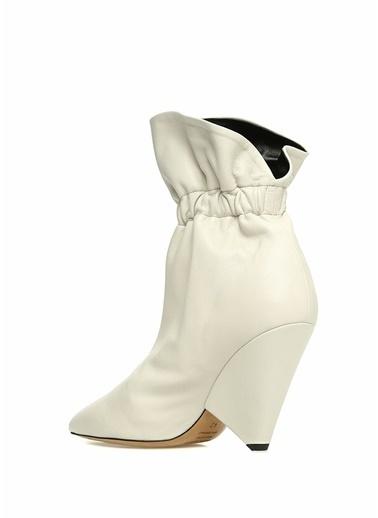 Etoile Isabel Marant Bot Beyaz